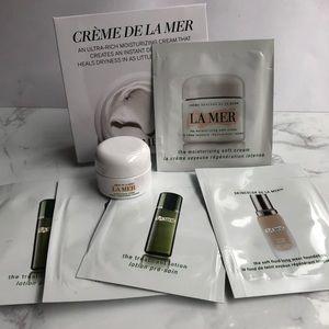 6 pc La Mer Travel Product Bundle